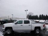 2014 Summit White Chevrolet Silverado 1500 LT Z71 Crew Cab 4x4 #89351279