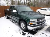2002 Chevrolet Silverado 1500 Forest Green Metallic