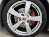 Porsche Cayman 2008 Wheels and Tires