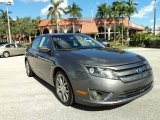2011 Sterling Grey Metallic Ford Fusion SEL #89350999