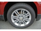 Chevrolet Traverse 2014 Wheels and Tires
