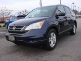 2011 Royal Blue Pearl Honda CR-V EX 4WD #89351050