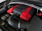 2011 Chevrolet Camaro Engines