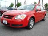 2007 Victory Red Chevrolet Cobalt LT Sedan #8920584