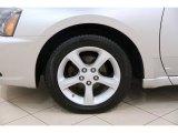 Mitsubishi Galant 2009 Wheels and Tires