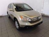 2008 Borrego Beige Metallic Honda CR-V EX-L #89381554