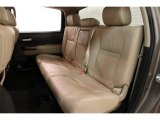 2012 Toyota Tundra Limited CrewMax 4x4 Rear Seat