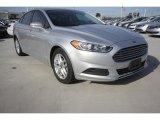 2013 Ingot Silver Metallic Ford Fusion SE #89381915