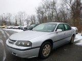 2001 Galaxy Silver Metallic Chevrolet Impala  #89381707