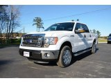 2014 Oxford White Ford F150 XLT SuperCrew #89381850