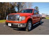 2014 Race Red Ford F150 XLT SuperCrew #89381848