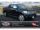 2014 Black Toyota Tundra Platinum Crewmax 4x4 #89410214