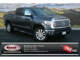 2014 Magnetic Gray Metallic Toyota Tundra Limited Crewmax 4x4 #89410212