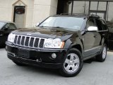 2006 Black Jeep Grand Cherokee Overland 4x4 #89410443