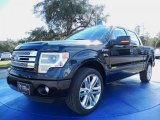 2014 Tuxedo Black Ford F150 Limited SuperCrew #89410331