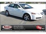 2004 White Diamond Pearl Acura TL 3.2 #89410430