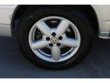 Volkswagen EuroVan Wheels and Tires