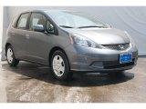 2013 Polished Metal Metallic Honda Fit  #89410405