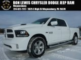 2014 Bright White Ram 1500 Sport Crew Cab 4x4 #89410457