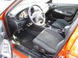 2006 Nissan Sentra Interiors