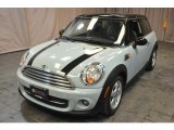 2011 Ice Blue Mini Cooper Hardtop #89433641