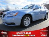 2014 Crystal Blue Pearl Chrysler 200 Touring Sedan #89433684