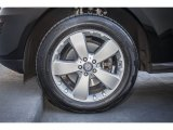 Mercedes-Benz ML 2011 Wheels and Tires