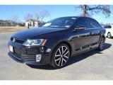 2014 Deep Black Pearl Metallic Volkswagen Jetta GLI Autobahn #89433808