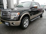2013 Kodiak Brown Metallic Ford F150 King Ranch SuperCrew 4x4 #89433801