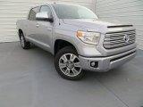 2014 Silver Sky Metallic Toyota Tundra Platinum Crewmax 4x4 #89433764