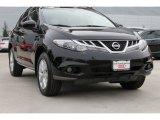 2011 Super Black Nissan Murano SL #89433932