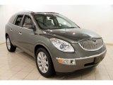 2011 Silver Green Metallic Buick Enclave CXL AWD #89433875