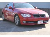 2011 Crimson Red BMW 3 Series 328i Coupe #89459186