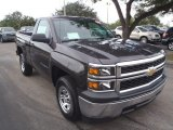 2014 Tungsten Metallic Chevrolet Silverado 1500 WT Regular Cab #89459227