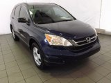2011 Royal Blue Pearl Honda CR-V LX #89458913