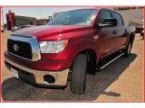 2007 Salsa Red Pearl Toyota Tundra SR5 CrewMax 4x4 #8928724