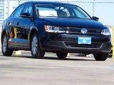 2014 Deep Black Pearl Metallic Volkswagen Jetta Hybrid SE #89459191