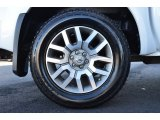 Nissan Frontier 2011 Wheels and Tires