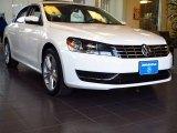 2014 Candy White Volkswagen Passat TDI SE #89459190