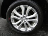 Mazda CX-9 2011 Wheels and Tires