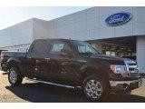 2014 Kodiak Brown Ford F150 XLT SuperCrew #89483836