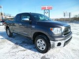 2012 Magnetic Gray Metallic Toyota Tundra SR5 Double Cab 4x4 #89484063