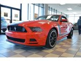 2013 Race Red Ford Mustang Boss 302 #89484005