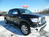 2011 Black Toyota Tundra Platinum CrewMax 4x4 #89484055