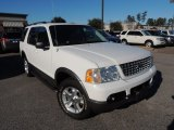 2003 Oxford White Ford Explorer XLT #89483932