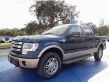 2014 Blue Jeans Ford F150 King Ranch SuperCrew 4x4 #89483818
