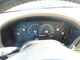 2003 Ford Explorer XLT Gauges