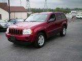 2006 Inferno Red Crystal Pearl Jeep Grand Cherokee Laredo 4x4 #8915172