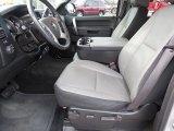 2010 Chevrolet Silverado 1500 LT Crew Cab Front Seat