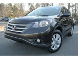 2013 Kona Coffee Metallic Honda CR-V EX-L #89483989